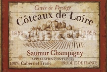Vintage Wine Labels / by L Fish