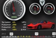 Car technical illustration / World fastest car technical illustration, fiche technique