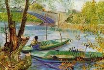 Vincent Van Gogh, 1853-1890 /  Vincent Willem van Gogh (Zundert, Países Bajos, 30 de marzo de 1853 – Auvers-sur-Oise, Francia, 29 de julio de 1890 / by Carlos Presto