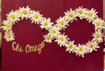 Chi Omega / by Maggie Heckmann