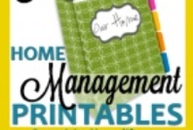 31 Days to Home Management Binder Printables / by Organizing Homelife