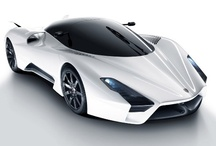 car brand SSC AERO