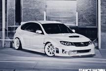 car brand SUBARU