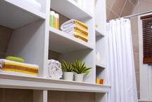 Organize - Bath/Closet / by Andrea Bassett