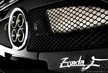 car brand ZONDA