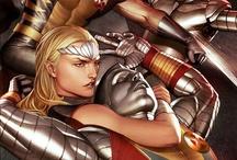Comics illustration I like
