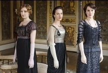 Downton Abbey and 1920's / www.catchtherunway.com