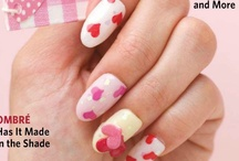 Nail Art Gallery Magazine / View and subscribe to the new Nail Art Gallery Magazine. http://nailartgallerymagazine.com / by Nail Art Gallery