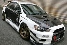 Car brand MITSUBISHI