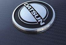 car brand DATSUN