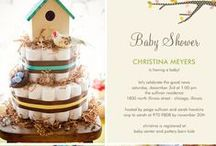 Baby Shower Ideas / by Linda H.