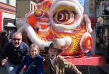 16 Days of Chinese New Year - Traditions, Story and More / Chinese New Year is chock full of traditions, yummy food and fun celebrations that's 16 days long. Learn about the story behind many of the rituals and a couple of Chinese sayings along the way. Happy Chinese New Year! 新年快乐!