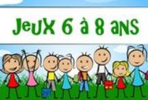 French for elementary students / games, activities, books, lessons, ideas, and materials for teaching French to English-speaking kindergarten through fifth graders; see also my boards for French storytimes