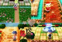 Animal Crossing: New Leaf / QR codes, patterns, fanart, and all of that good stuff.