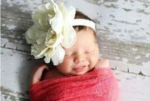Baby's First Year / Creative birth announcements and inspiring newborn photography for your growing family.
