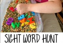 Kids Learning Activities |-Stem / Kids learning activities and fun kids projects. Lots of STEM activities. Fun ideas for rainy day activities, summer challenges. Great sensory bin ideas, projects for kids for every season. Outdoor activities dry and water fun.