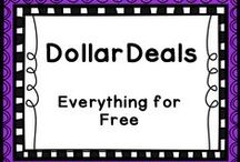 $Free TPT Resources / Free products for educators from Teachers Pay Teachers