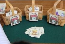 Sight Words | Games | Activities / Activities for using sight words. Games, literacy centers, letter crafts, beginning sounds, word families, and Teachers Pay Teachers sight word products.