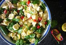 Family Pleasing Healthy Recipes / These delicious looking dishes from healthy cooks prove that healthy recipes can please the entire family. Want an invite? Email with name of board to motherrimmy@gmail.com. / by Kristi Rimkus