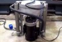 waste motor oil and waste vegetable oil recycling / Alternative energy. make your own fuel, drive for free, heat your home, recycle used motor and vegetable oil for fuel.