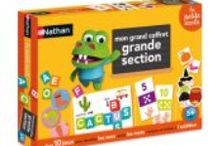 French board and card games / kids' games for French immersion classes and playdates