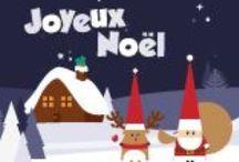 Noël pour enfants / Songs, videos, printables, stories, and lots more about Christmas--en français!