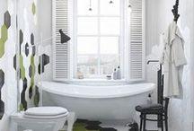 Welcome home :: Bathroom / #home #Bathroom #Design #Interiordesign #architecture / by maider mendaza