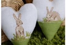 Crafting  for Easter / by Mujeres Al Borde