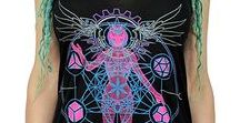 Psytrance Clothing / Psytrance Clothing for Males and Females