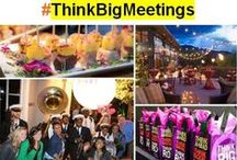 Think Big Meetings / The all-new SmartMeetings.com is here. To celebrate, we're introducing a new contest –#THINKBIGMEETINGS  / by Smart Meetings