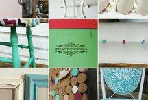 By BenditaMadera / Estos son nuestros productos! hacemos diseños sustentables, reciclando y recuperando todo lo que encontramos!  Somos 2 amigas que nos encanta la decoración y el diseño y nos dedicamos a esto en nuestro tiempo libre, así que lo hacemos con mucha dedicación y cariño.