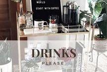 Drinks, please.