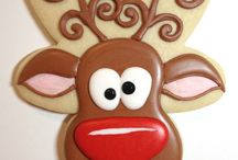 Cookies, Decorated Sugar