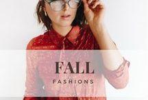 Fall Fashions / Fall Fashion by Symbology Clothing