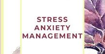 Stress and anxiety management / Hi there! This board is dedicated to stress and anxiety management. ...  wellness, self-care, self-care tips, mindfulness tips, mindfulness meditation, mindfulness exercise, meditation, meditation for beginners, meditation tips, yoga, stress management, stress relief, stress relief tips, anxiety relief, anxiety relief tips, anxiety problems, health tips, personal development, self-help, self-development, personal growth, #staycalm, #stressfree, #stressless
