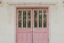 Windows Doors Passage & Walk Ways