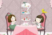 tea time / by Brandi Lambert