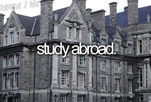 Bucket List / What's on your bucket list? Check off things while studying abroad. / by LUC Study Abroad