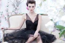 Noir By Lazaro / by JLM Couture Flagship Salon