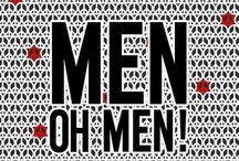 Men Oh Men!