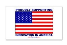 Support Innovation in America / Backer pricing for products that show your support and generate the funds necessary for us to complete the CaravellAir®.