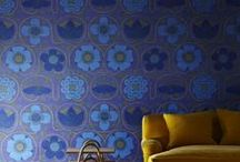 wall paper / traditional and contempary wall paper