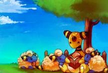 Pokemon / pokemon ...I love this game :D / by Raphael Jaunet