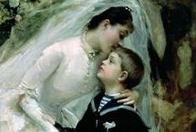 Arte Victoriano y Prerrafaelista ✿ڿڰۣ--ڿڰ.