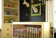 Nursery Room / Whether you are going for soothing or stimulating, a nursery is a great way to explore new colors in your home. Find your perfect color at Norberg Paints today.