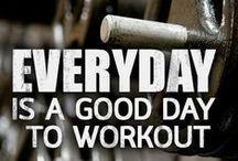 Inspiration - Kraftsport & Bodybuilding / Allles rund um die körperlicher Ertüchtigung