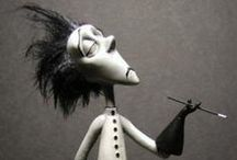 Tim Burton art