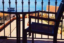Windows. August. Provence.