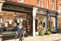 Marylebone / We love Marylebone as this is where we live and for this reason, we would like to share with you our favourite spots from the area.   / by Hyatt Regency London - The Churchill
