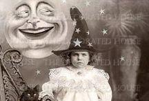 Halloween witch theme / by stephanie